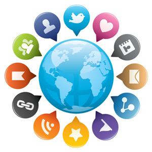 Diseno web, redes sociales