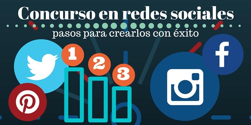 Concurso en redes sociales, pasos para crearlos con éxito